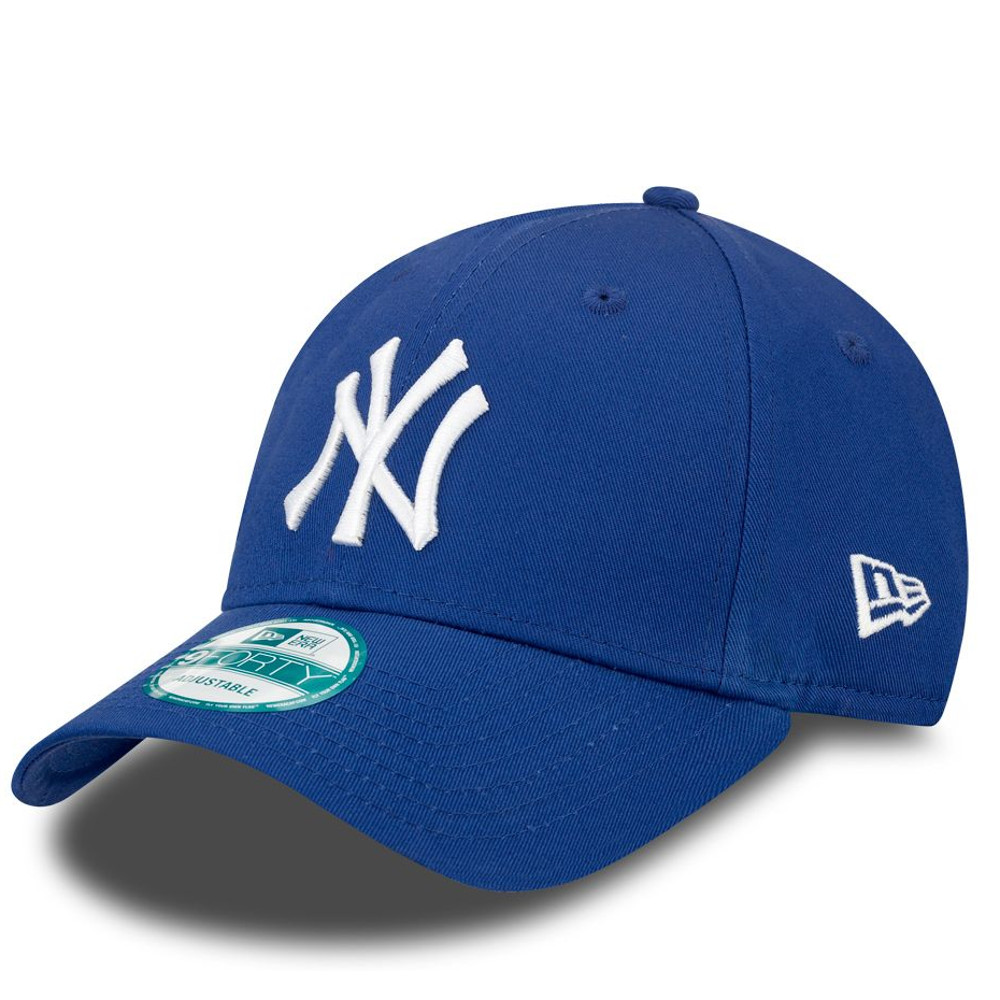 NEW ERA NEW Mens Blue NY Yankees Essential 9Forty Cap BNWT ... 195a525c4ad