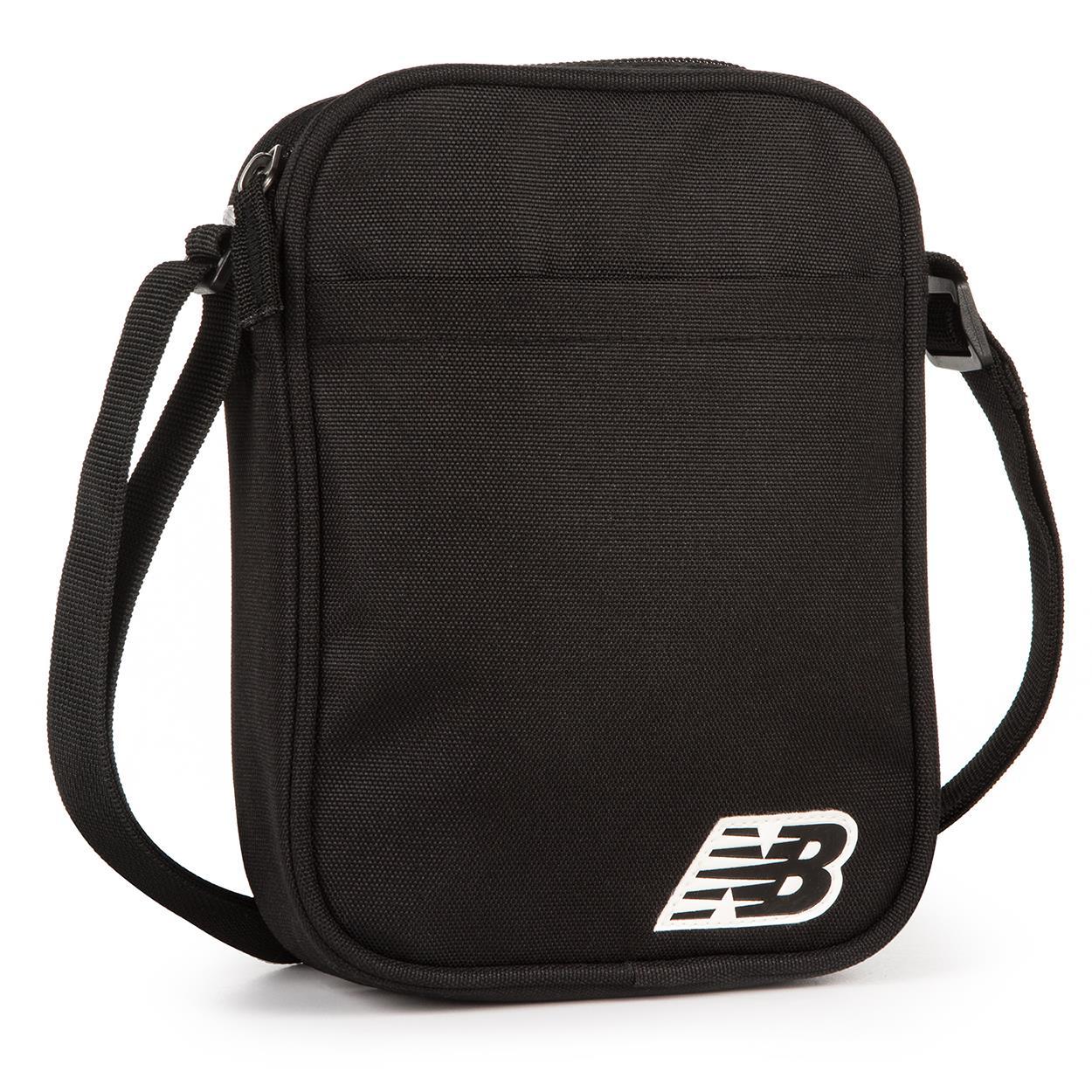 Details zu New Balance Neu Herren City Tasche Schwarz Neu mit Etikett