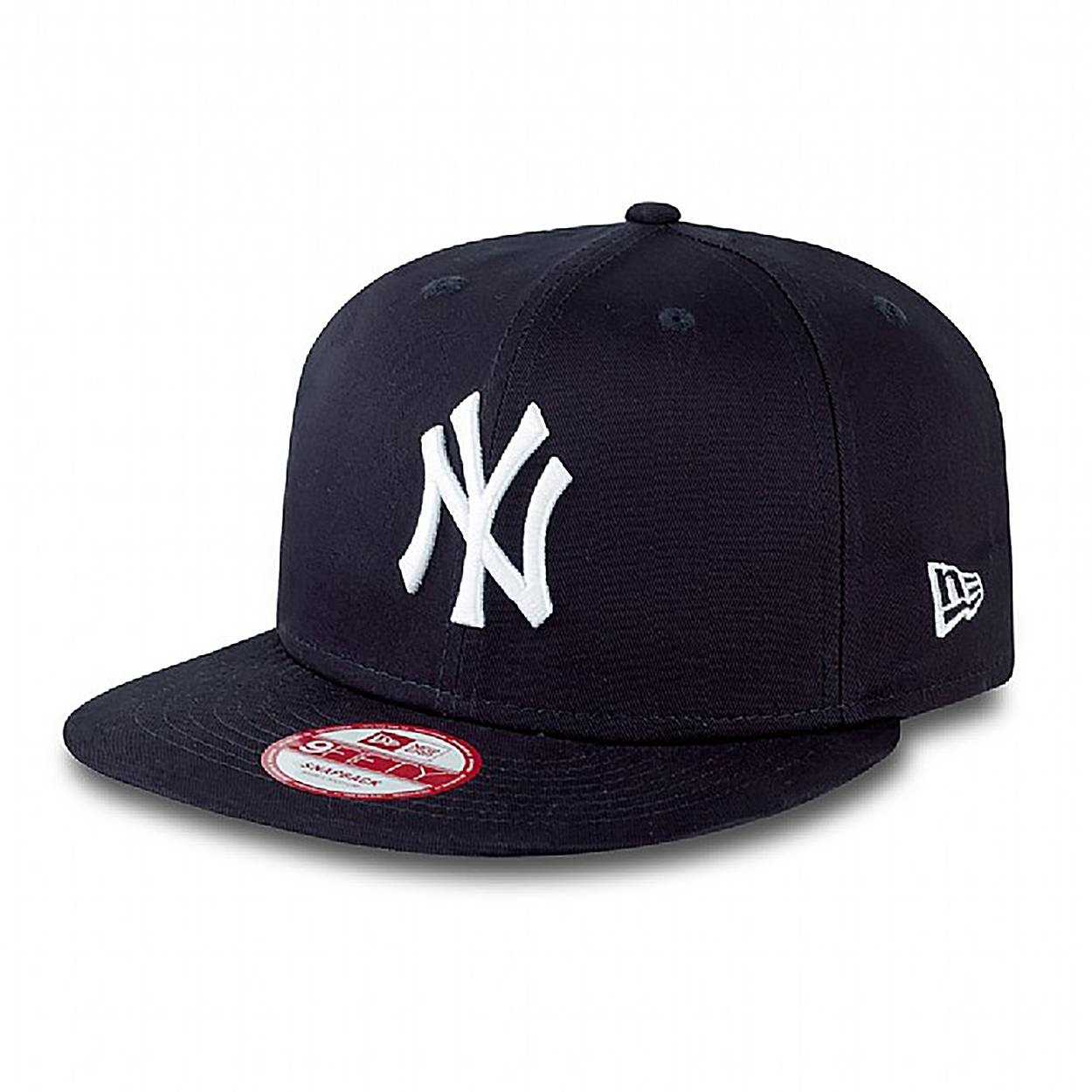 NEW ERA NEW Mens NY Yankees Essential 9Fifty Snapback Cap Navy BNWT ... f72e50bae10