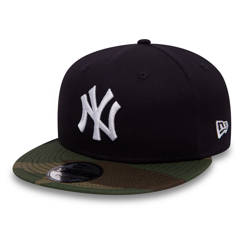 MLB NY Yankees 9Fifty Snapback gorra equipo Camo nueva ERA de los nuevos hombres  de BNWT 9fa88e9eb8b