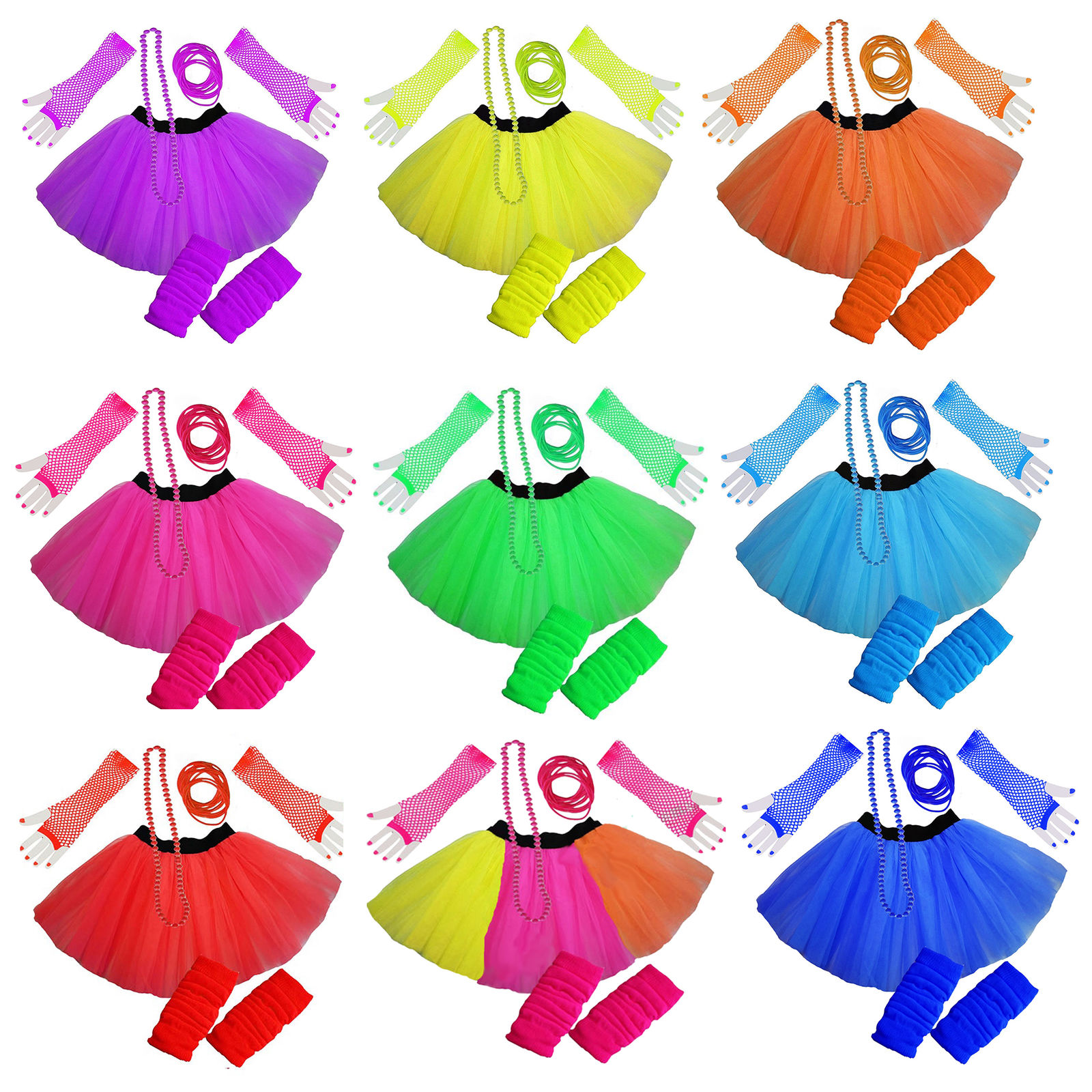 Tutu with Tail Great for Hen Party//Fancy dress//Dance//Festival//HALLOWEEN!