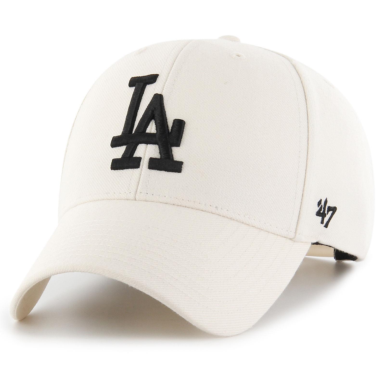 47 marca A trampistas de Los Ángeles de nuevo MLB MVP Snapback gorra  Natural BNWT 2ee5618dd88