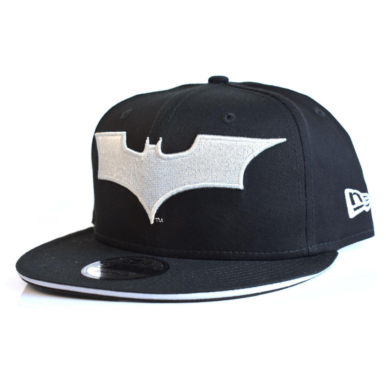 New Era Batman 9fifty GORRA SNAPBACK negro NUEVO CON ETIQUETAS  941d7e1c708