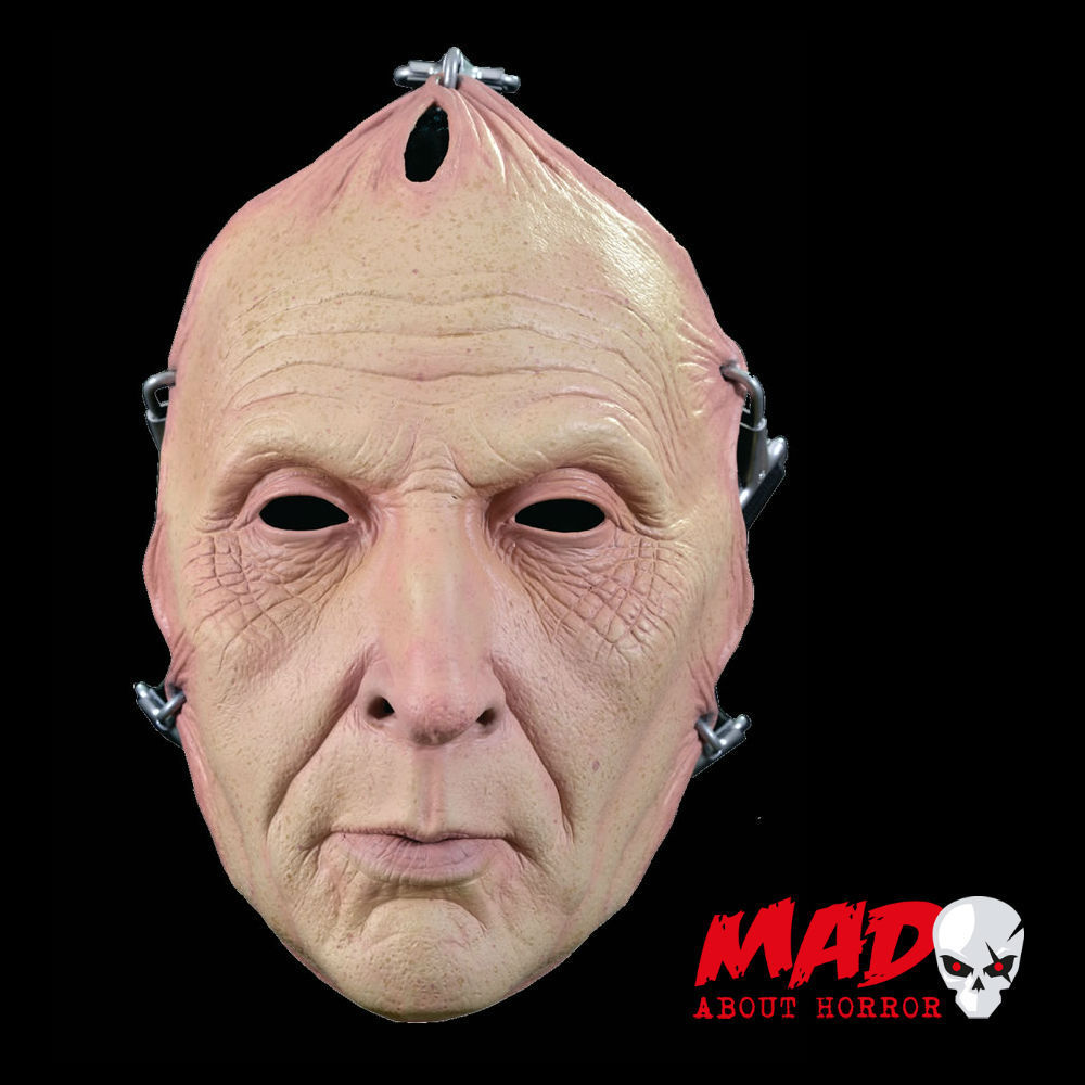 Official SAW Jigsaw Flesh Latex Collectors Mask