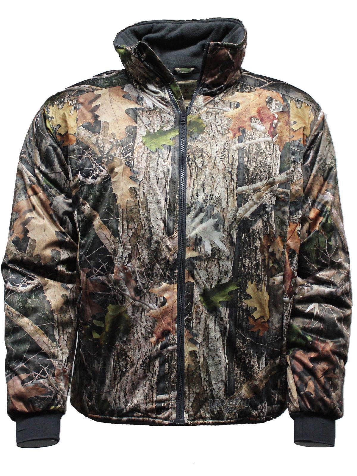 Men/'s Stormkloth Camouflage Waterproof Delux Hunting Fishing Camo Jacket Coat