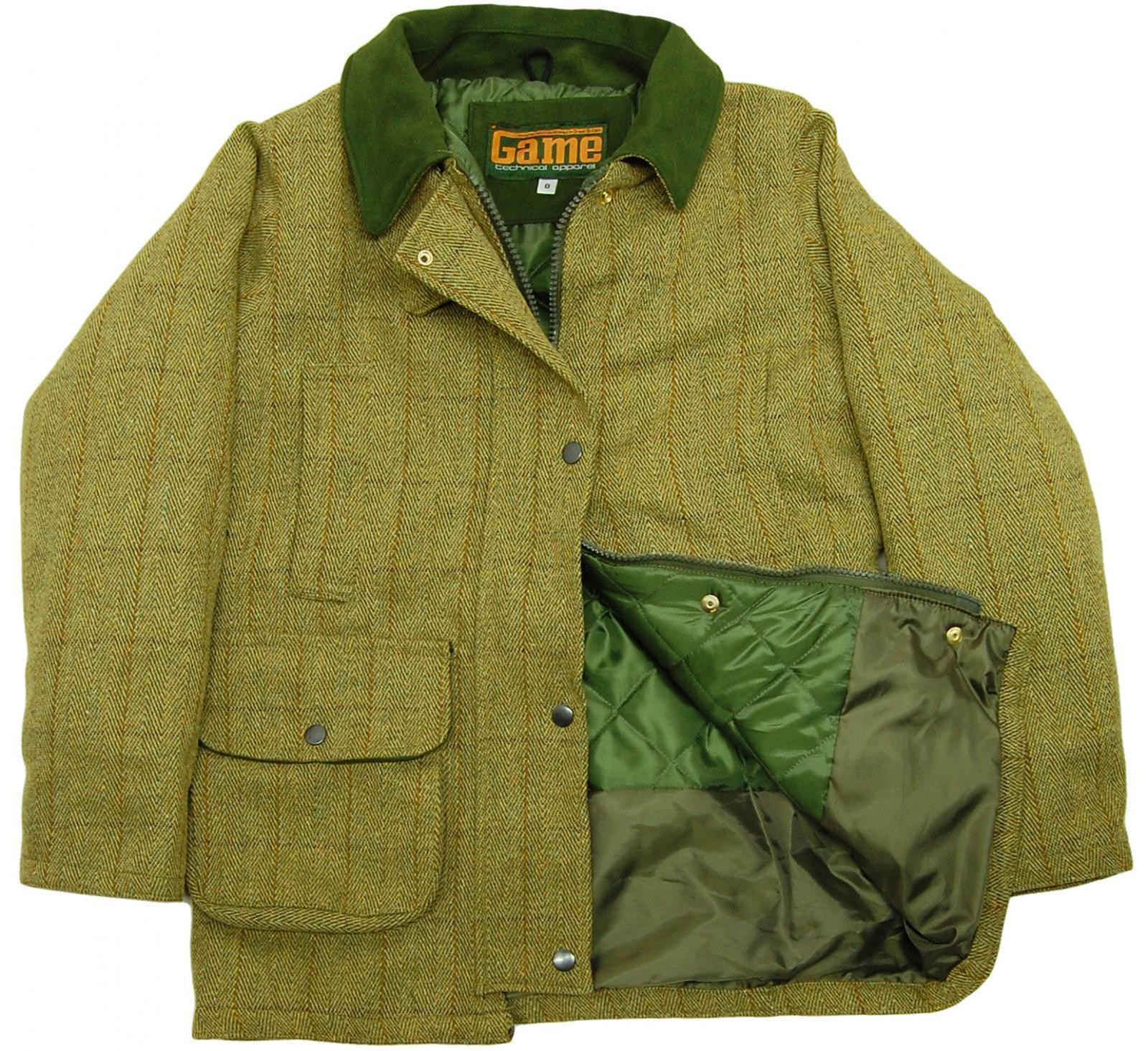 femmes Jeu tweed chasse, chasse, Champ veste sport 8-22   eBay bafaf4a62f8a