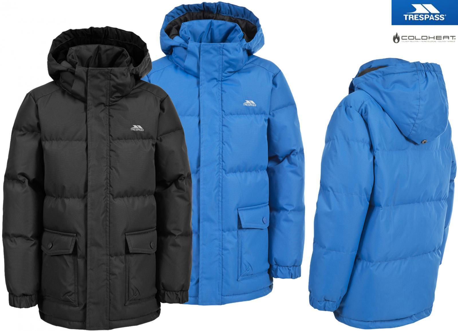 e610286a2 Trespass Marcel Boys Padded Jacket - Kids