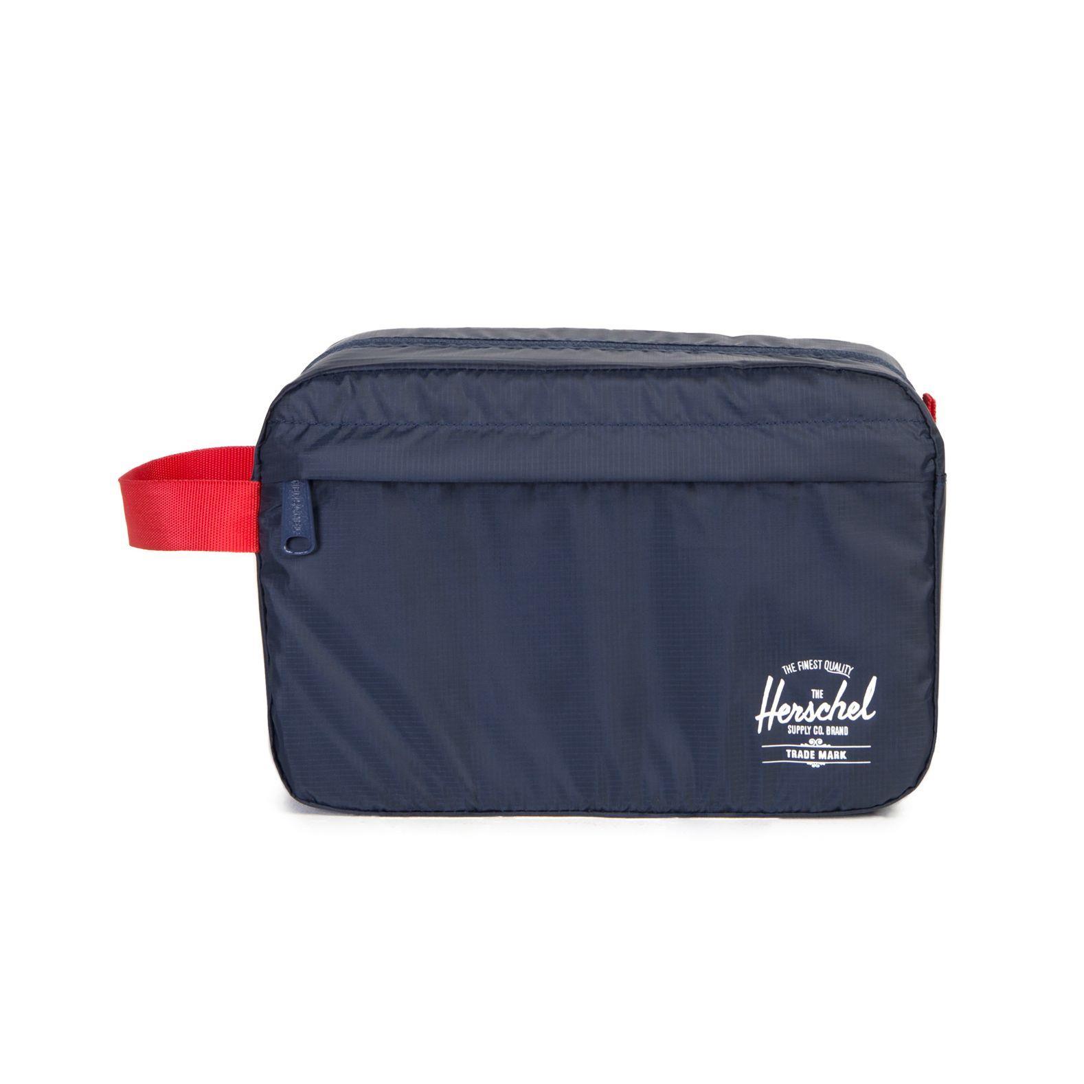 b133250a129 HERSCHEL NEW Men s Toiletry Bag Navy BNWT 828432213573   eBay