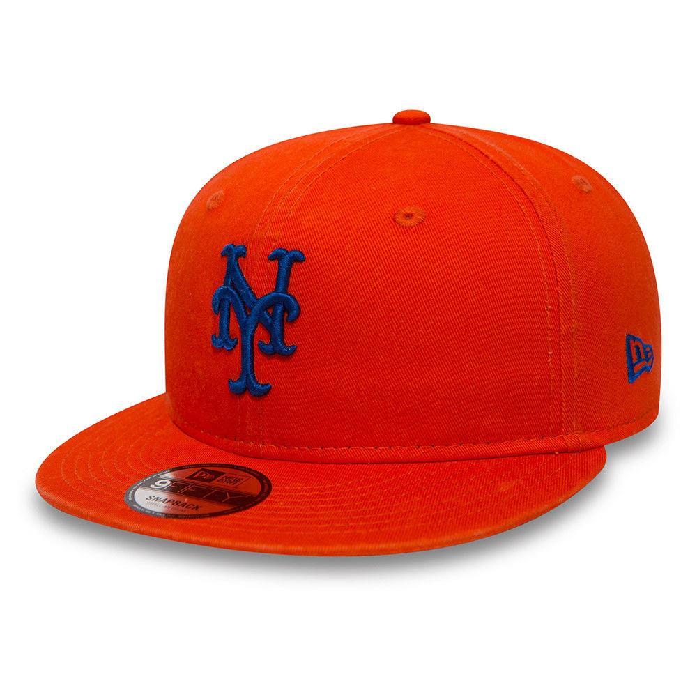 NY Mets nueva ERA de los nuevos hombres lavado 9 veinte tapa roja de BNWT 10e375f9126