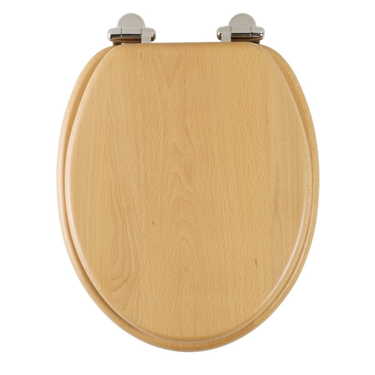 Roper Rhodes Traditional Solid Wood Soft Close Toilet Seat