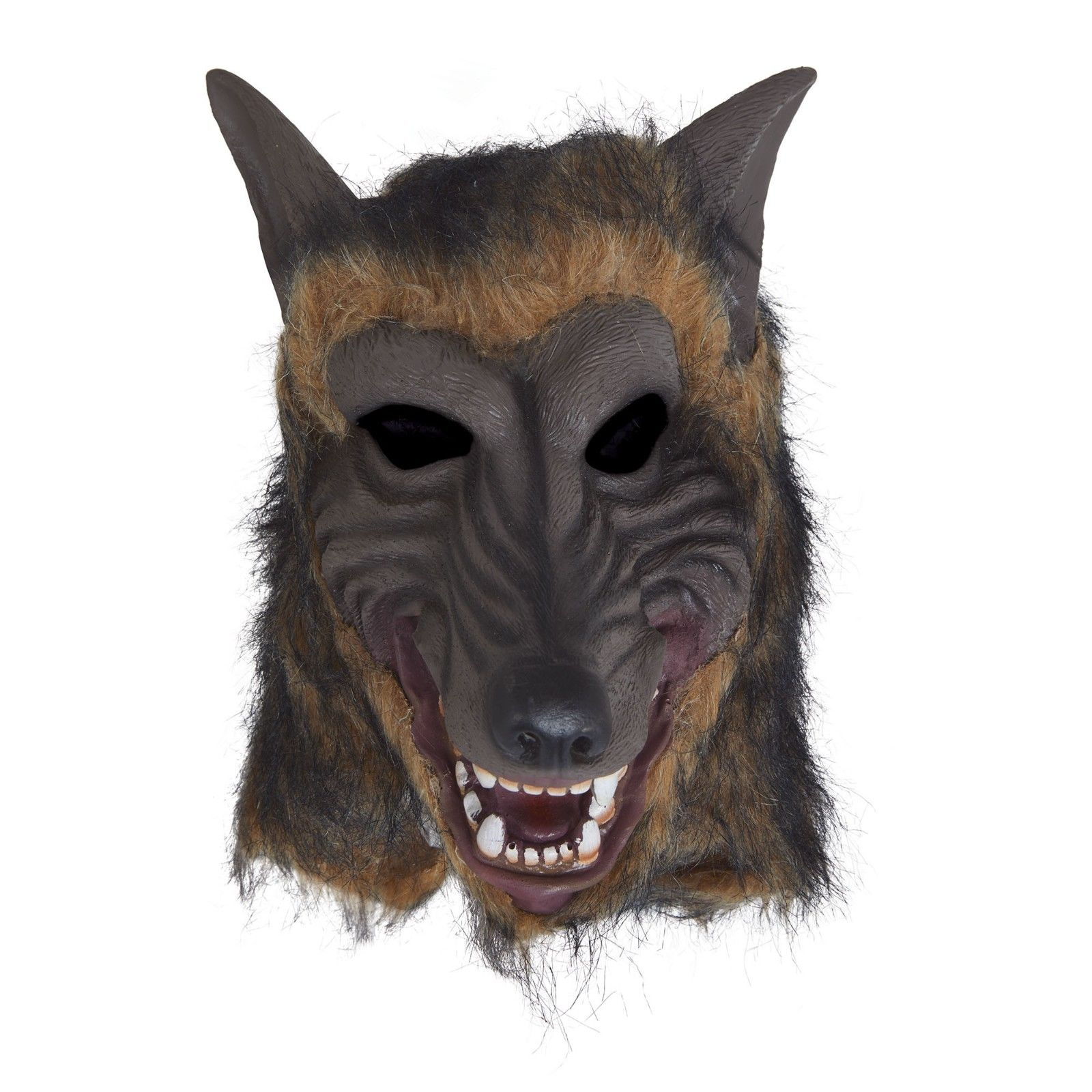 Werewolf Scary Realistic Latex Wolf Mask Halloween Party