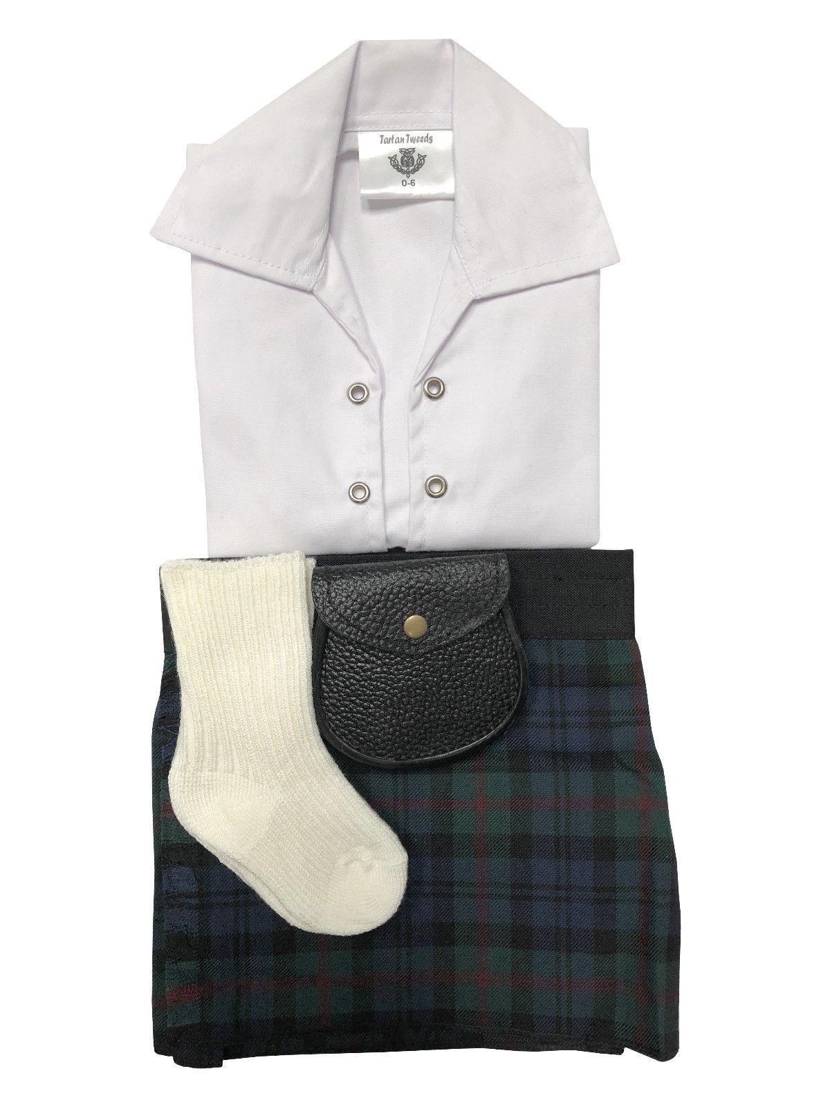 5 Years Royal Stewart Tartan Baby  Kilt Outfit 6 Months