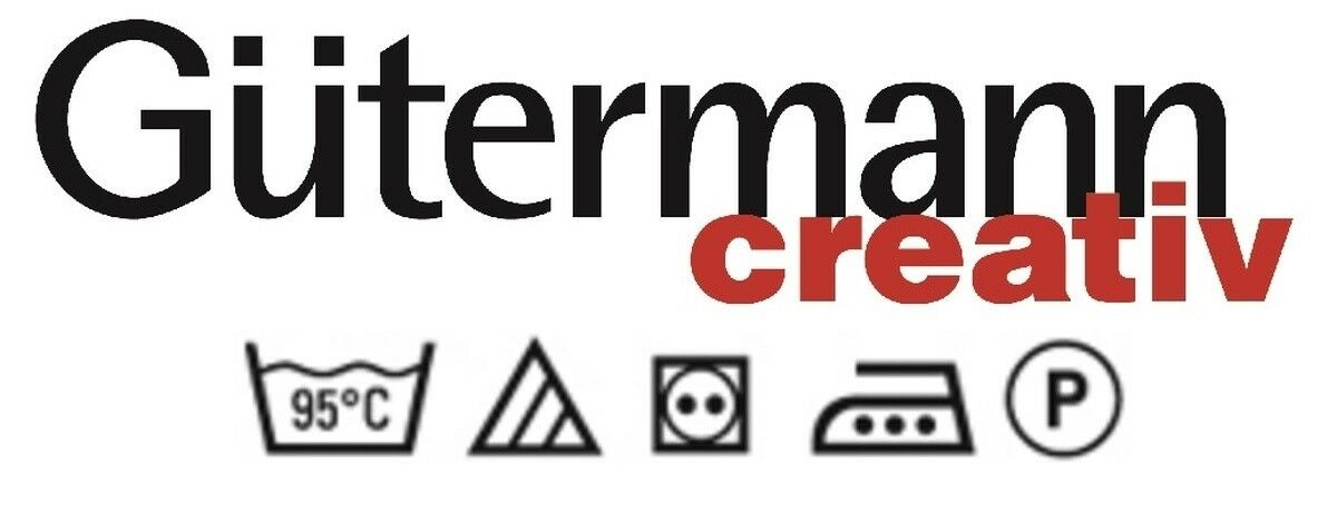 Colour 665 Gutermann Sew All Thread All Purpose Sewing Thread 100m Reels 1//3//5