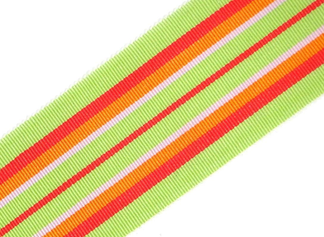 1//3//5//10//25m Vert Clair 25 mm gros-grain Ruban Grossgrain coton Ribbon Trim