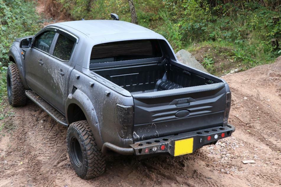 Ford Ranger T6 Accessories Full Tailgate Cover F150 Raptor ...