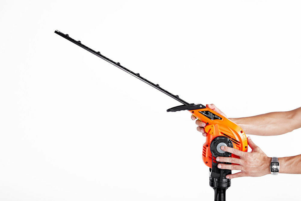 Electric Long Reach Telescopic Pole Chainsaw Pruner Hedge