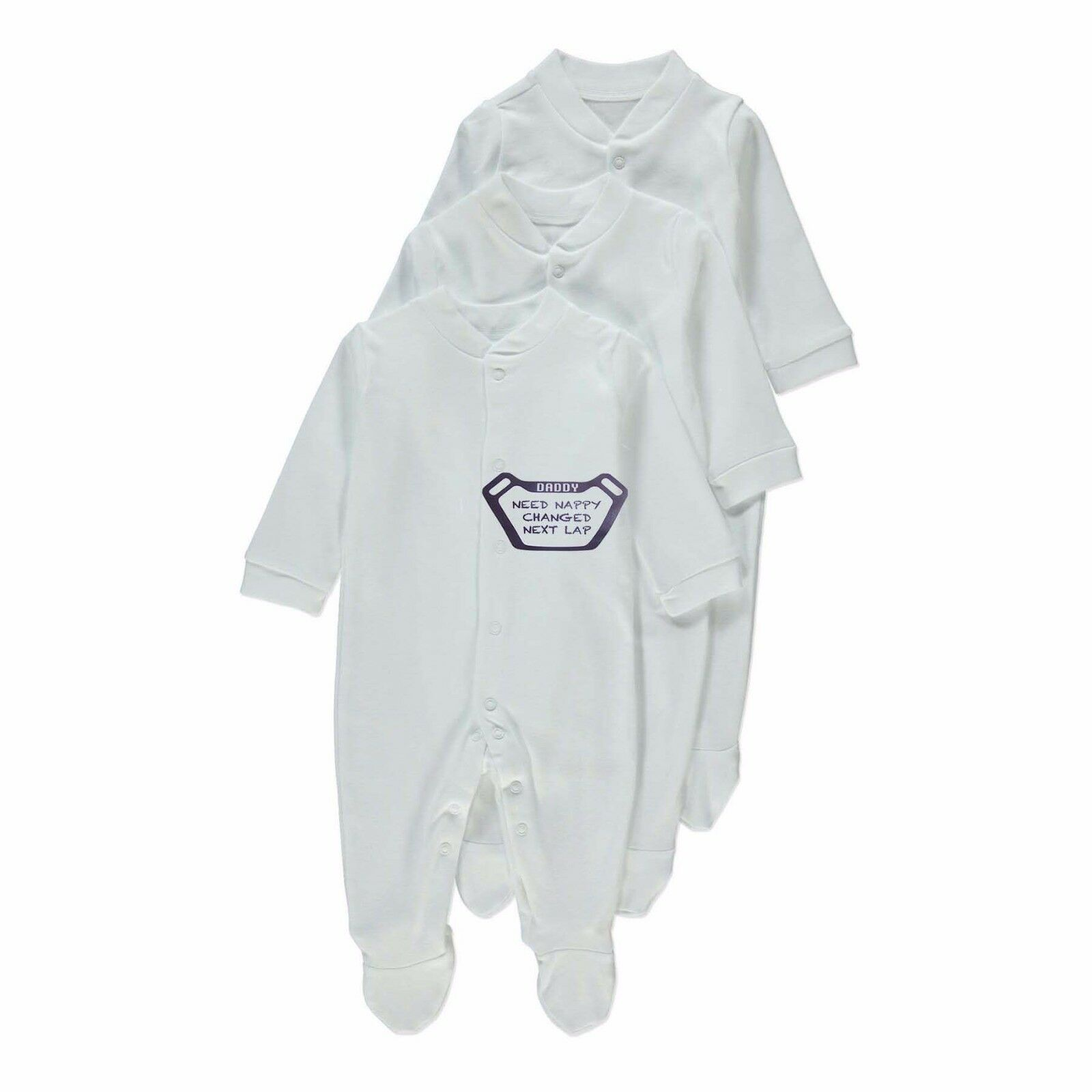 Babygrow vest My First Shoe daddy Dirtbike enduro baby Motocross Mx