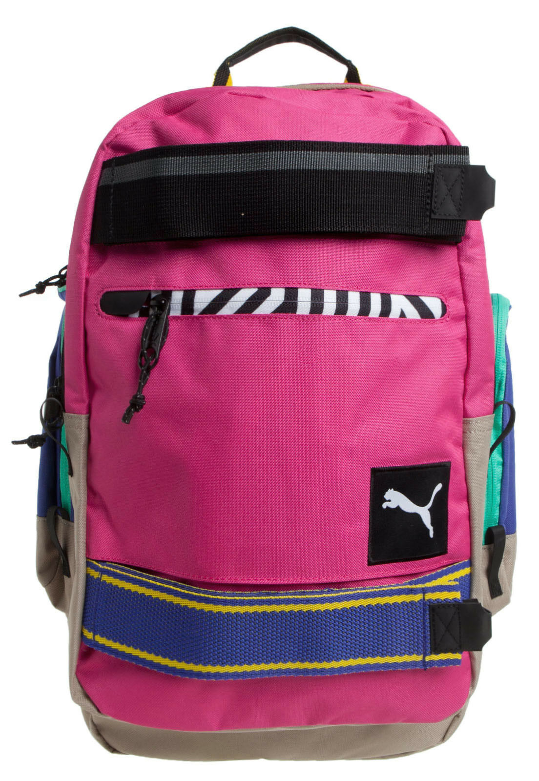 Puma Unisex Adults PY Blaze Casual Backpack Rucksack Bag Pink 072212 04 Y7B | eBay